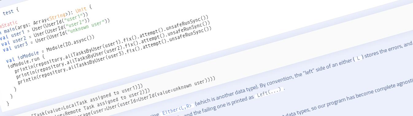 Как писать полиморфические программы c помощью Arrow