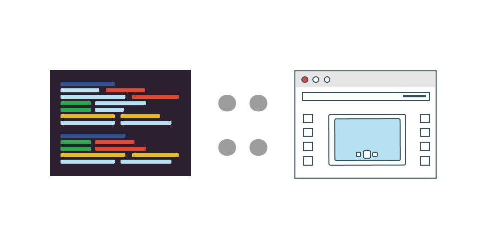 Хватить это верстать дважды или 2-х сторонняя связь между дизайном и кодом