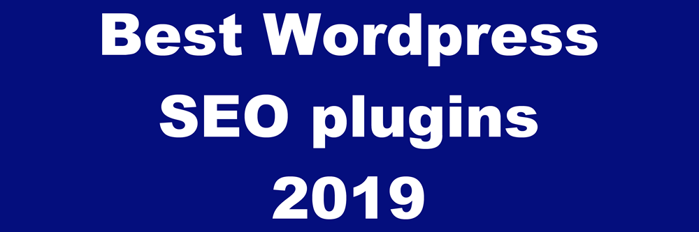 wordpress seo plugins 2019