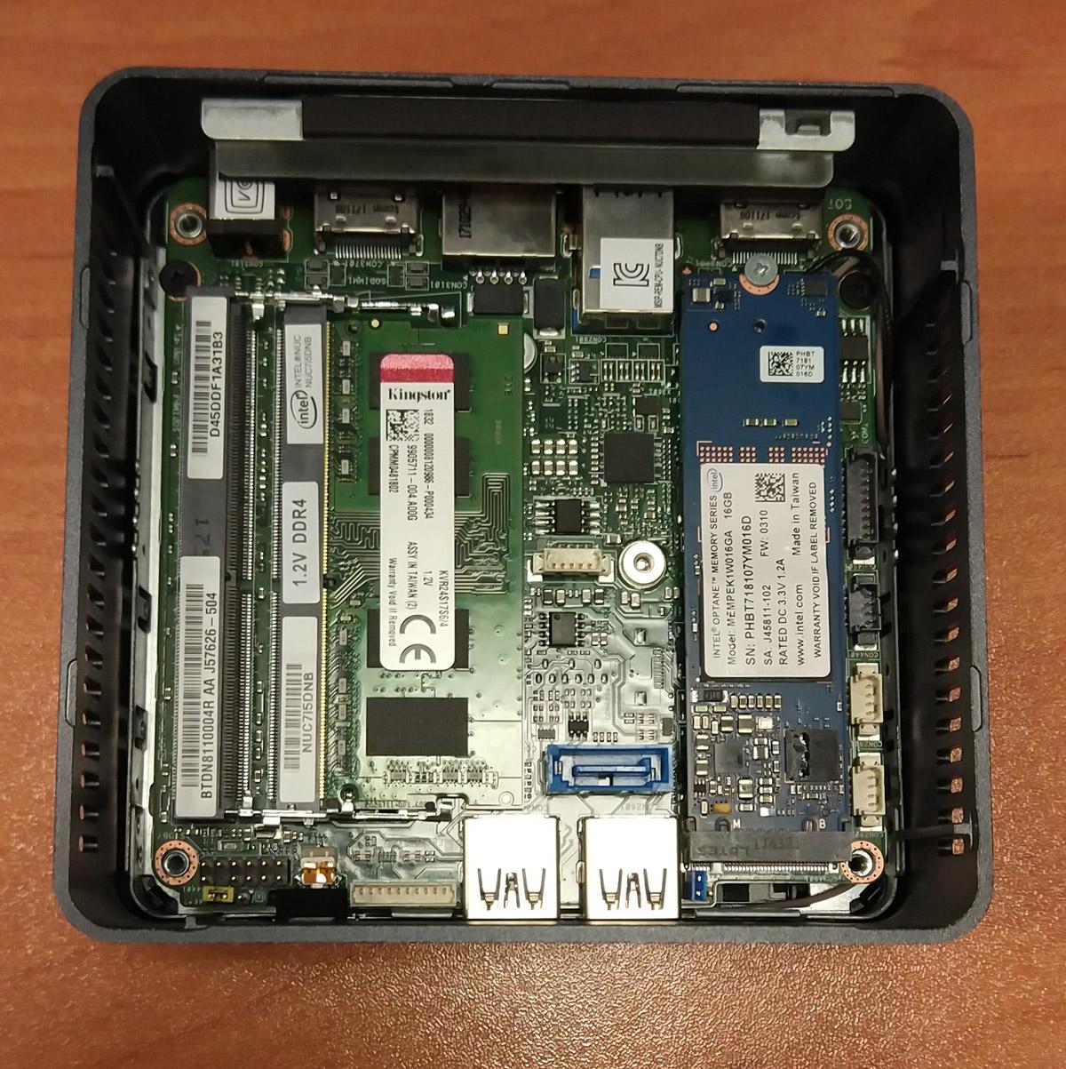 Память Optane — симбиот для HDD, и конфигурации офисных ПК получаются на 8–15 % дешевле