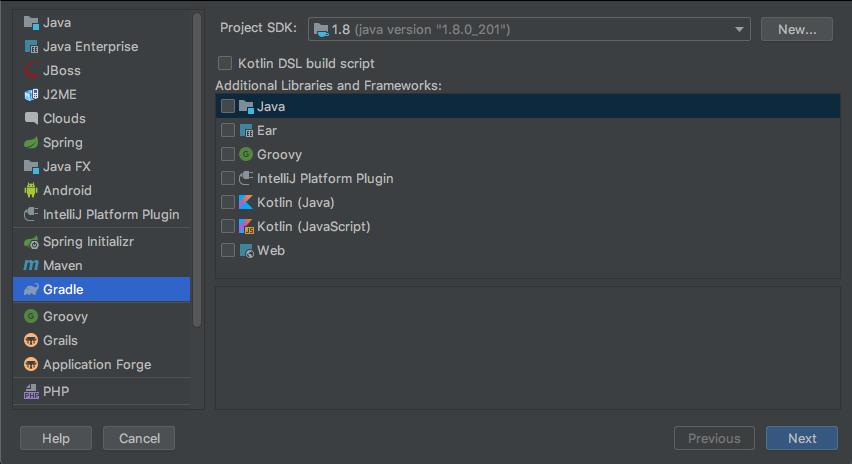 [Из песочницы] Создание многомодульного Gradle проекта SpringBoot + Angular в IDEA