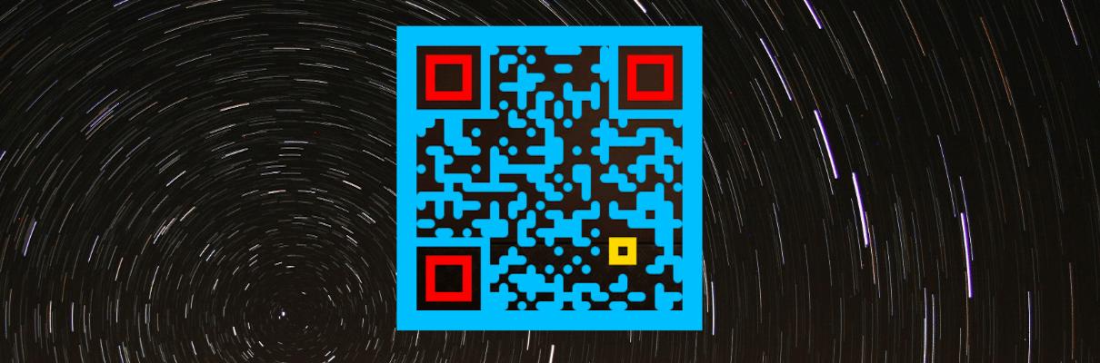 Xamarin.Forms — декоративное отображение QRCode с помощью SkiaSharp