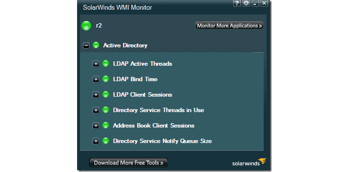 Free Solarwinds Utilities for Monitoring, IT Infrastructure and