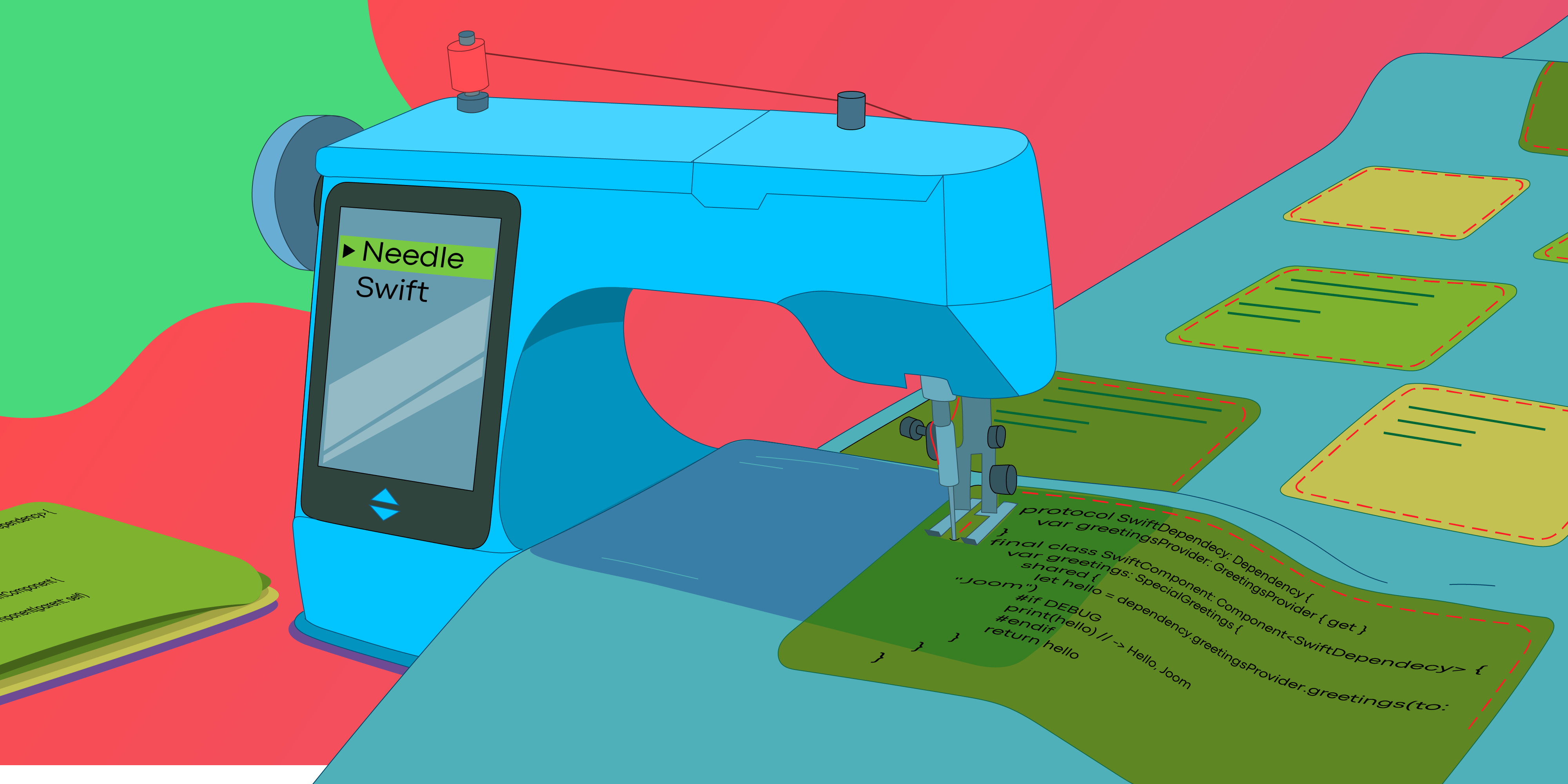 Знакомимся с Needle, системой внедрения зависимостей на Swift