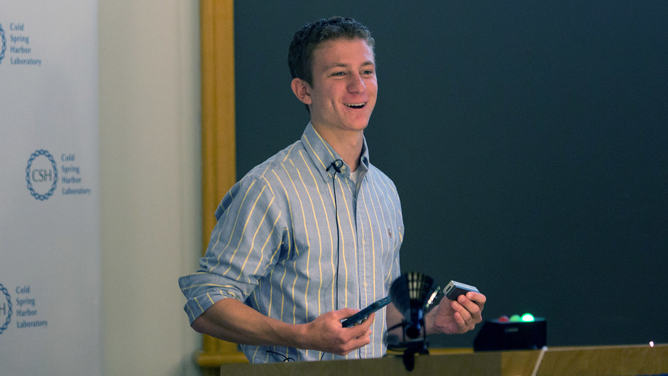Представлен первый в мире энкодер ДНК для телефона