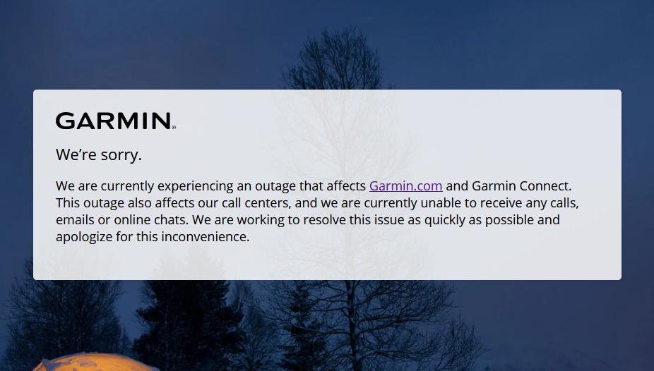 Security Week 31 атака на инфраструктуру Garmin