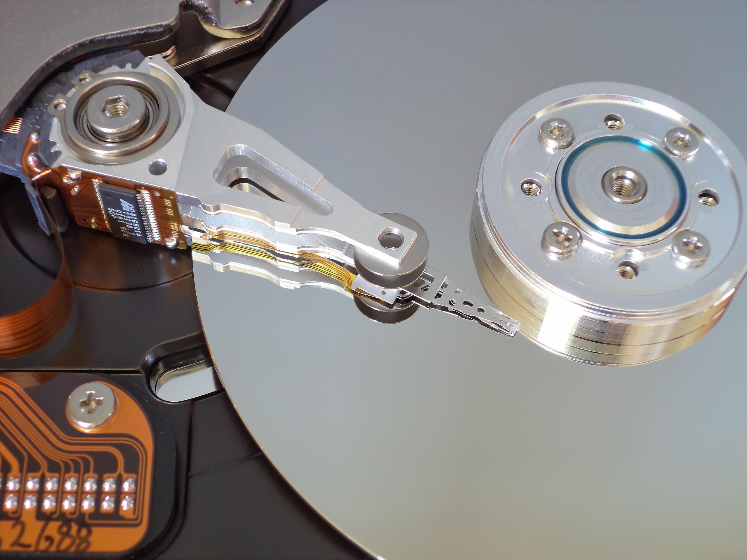 Технологии магнитной записи HDD просто о сложном