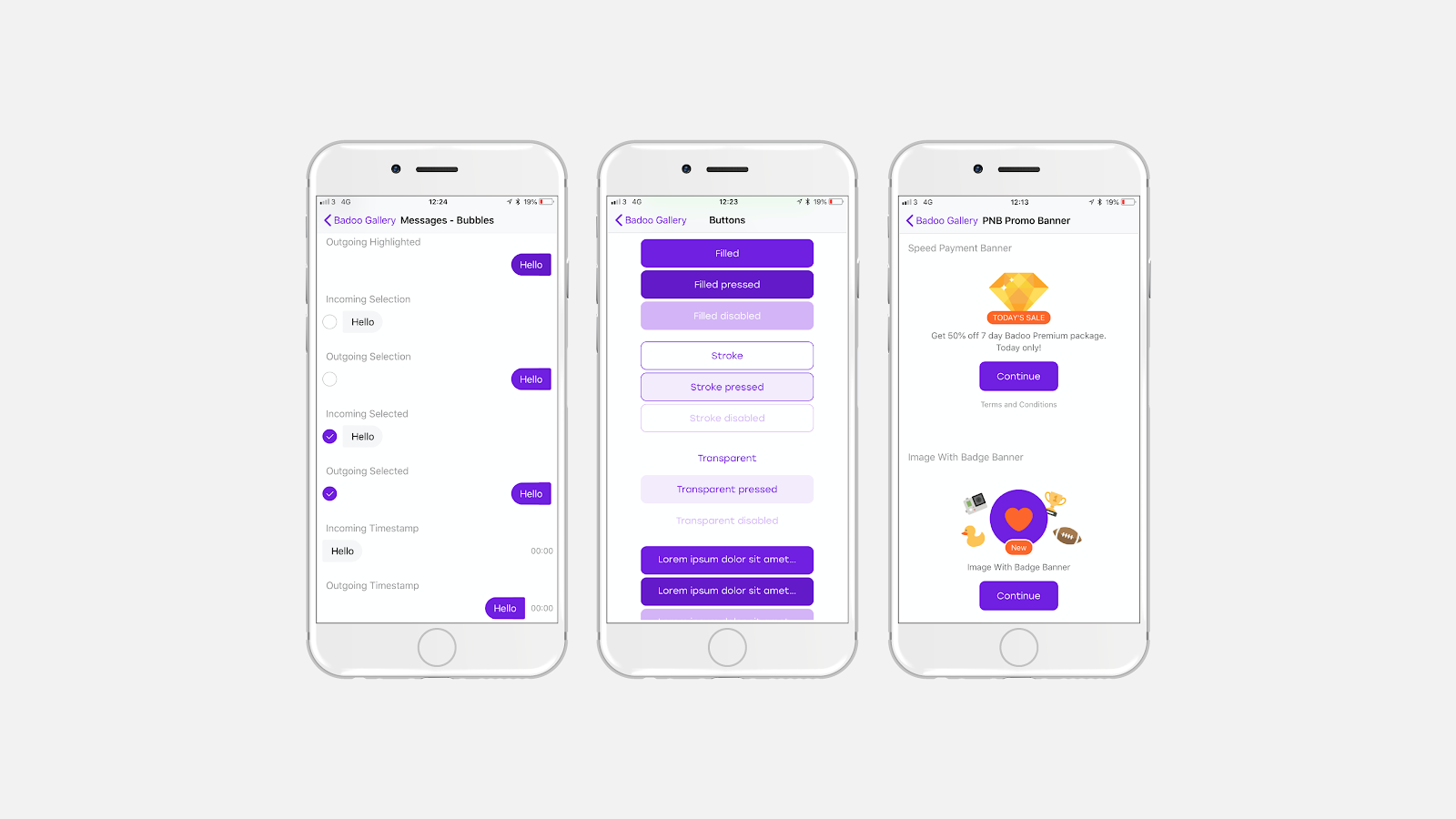 Implementing UI in iOS: Better, faster, and it scales