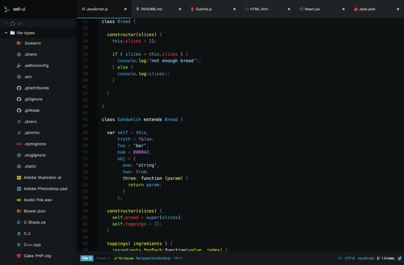 The best free editors for development and documentation: Atom