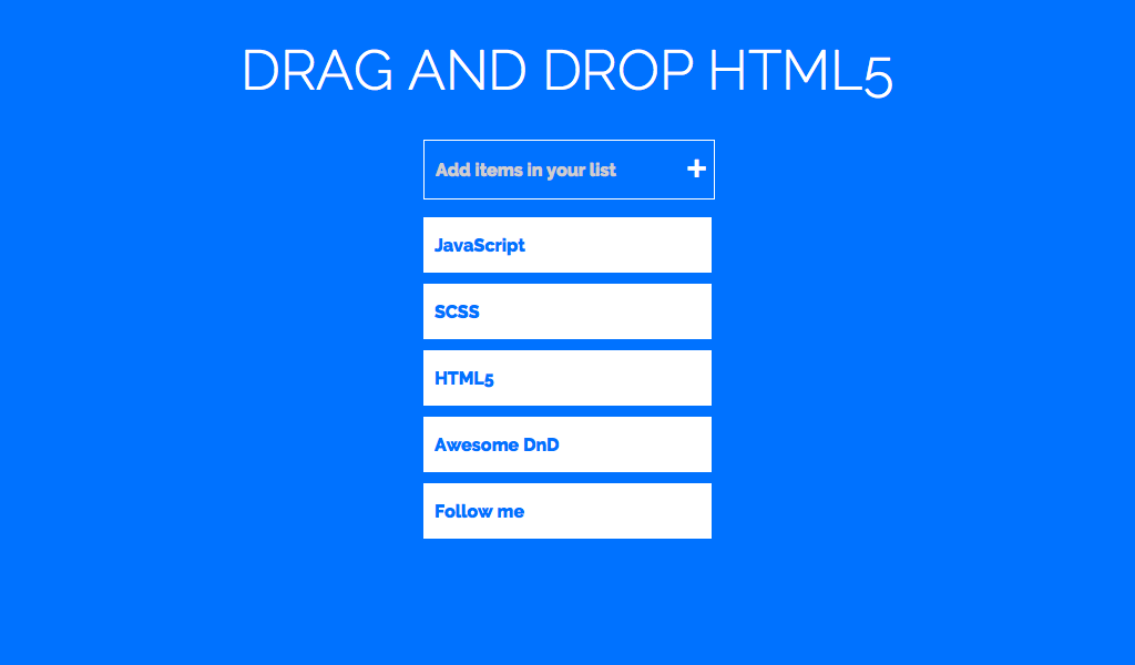 How we tested drag & drop in HTML5 / Sudo Null IT News