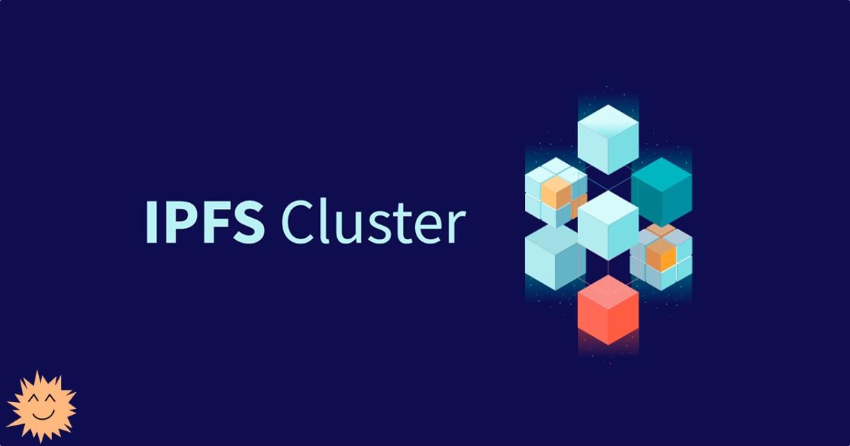 Распределённое хранение данных в IPFS Cluster