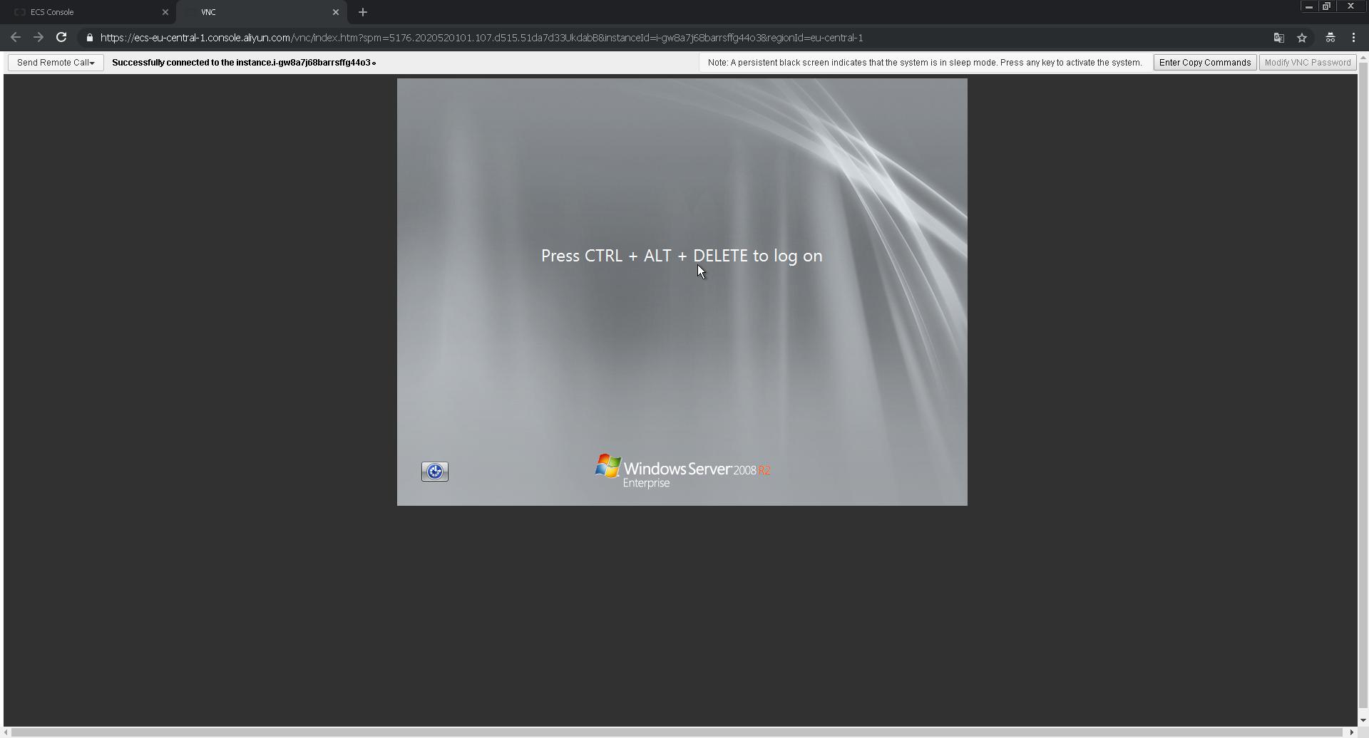 1C and Elastic Compute Service Alibaba Cloud / Habr