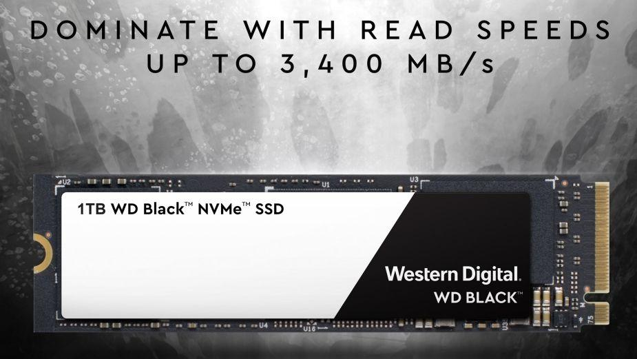 Updated WD Black NVMe: what is 3D NAND really capable of?