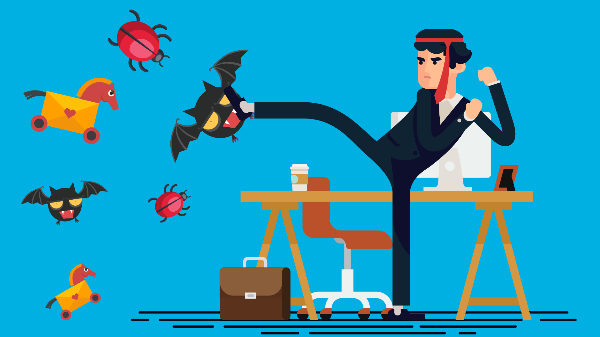 Be a security ninja: начни свой путь к вершинам ИБ