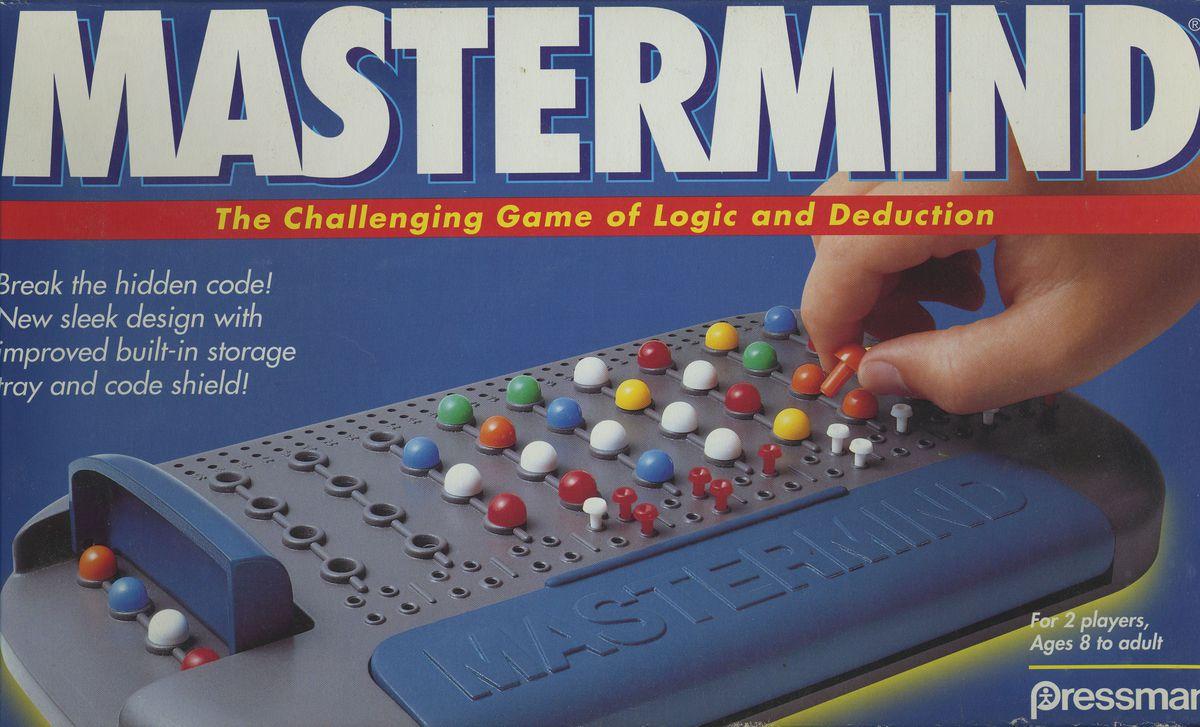 Загадочное происхождение настольной игры про взлом кодов Mastermind