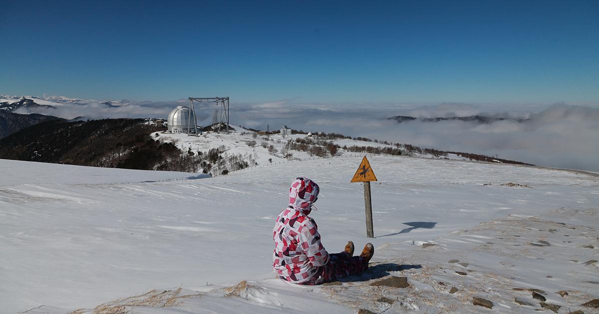 Когда телескоп не работает, астрономы грустят