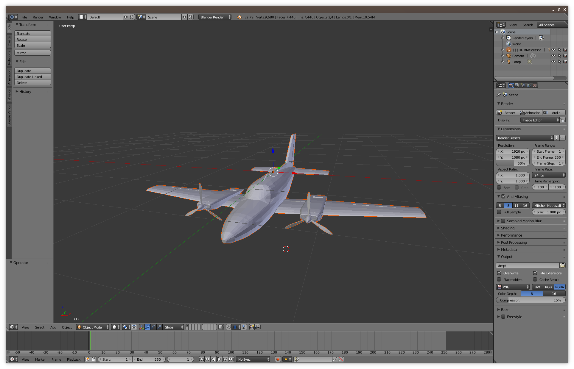 3Ds Simple Porn Model openscenegraph: plugin system