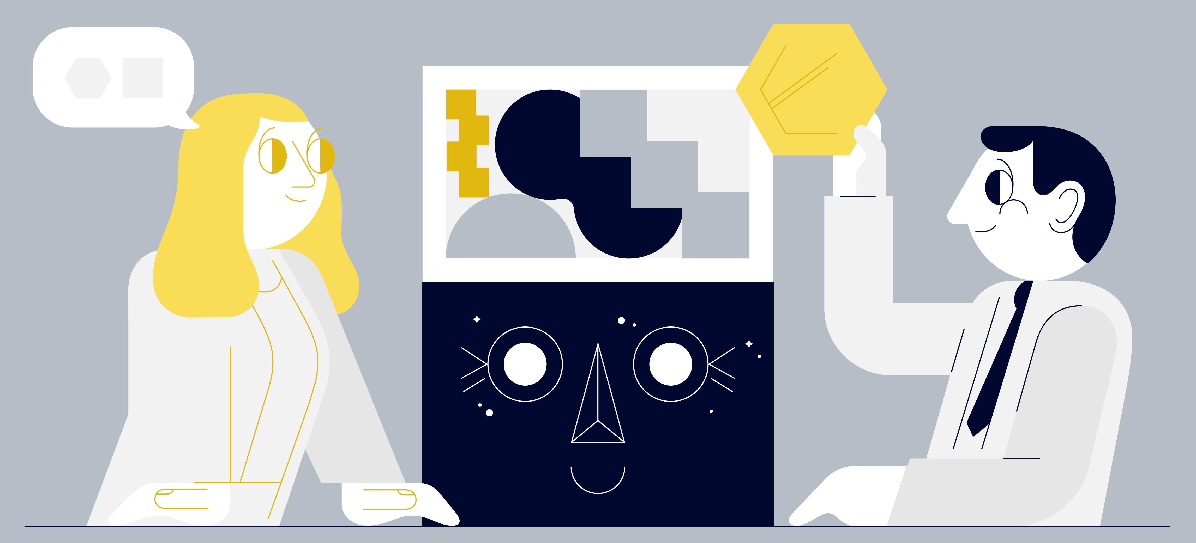 Лаборатория Тинькофф как студенты разрабатывают визуального робота