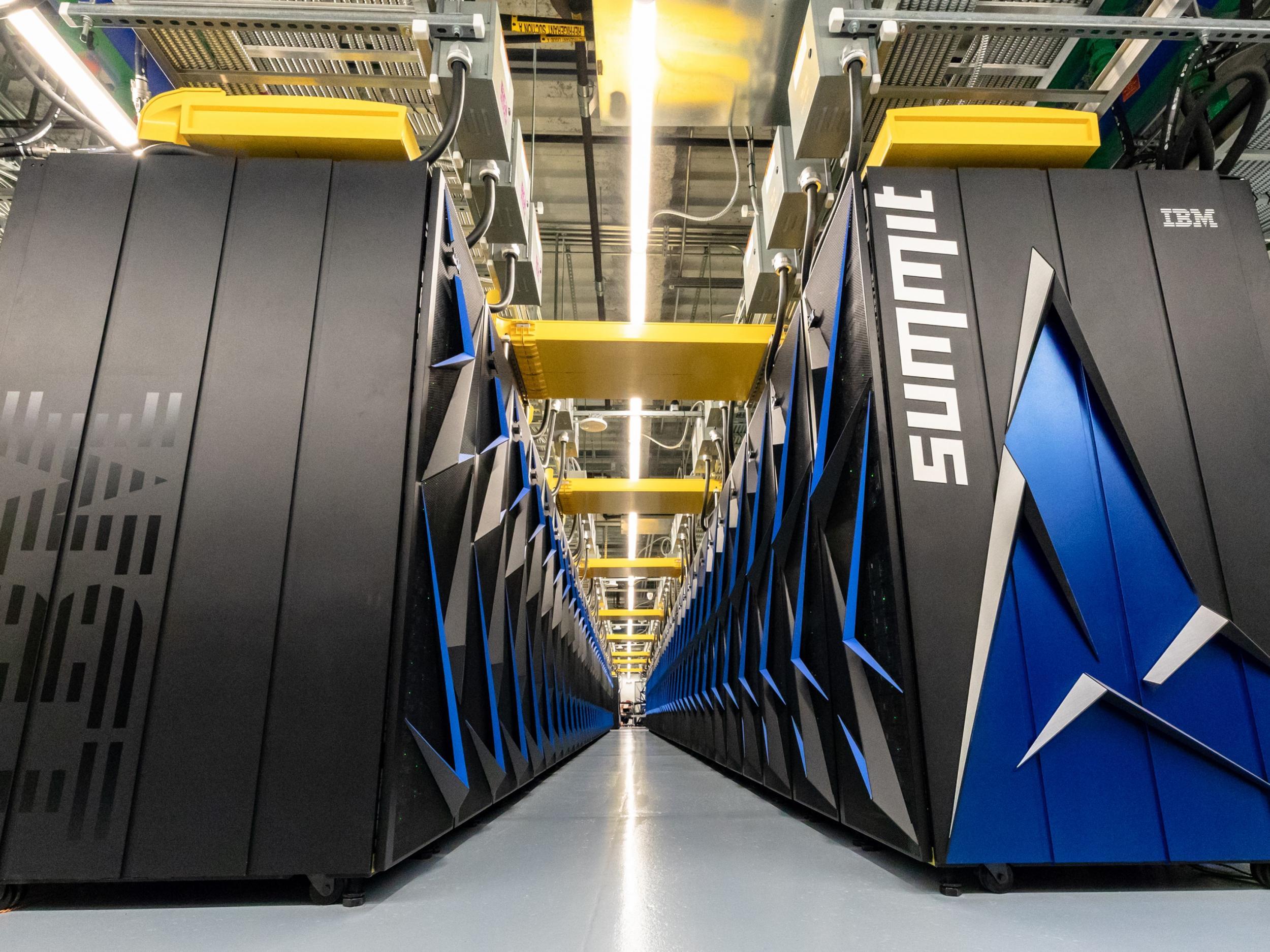 IBM, Белый Дом и Министерство энергетики США предоставят исследователям COVID-19 суперкомпьютеры