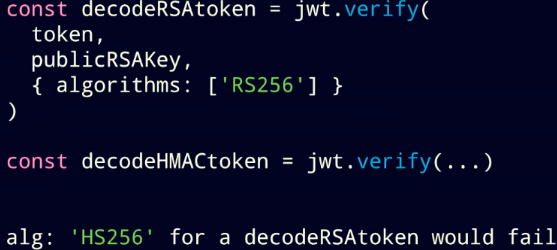 Hack the JWT Token / Habr
