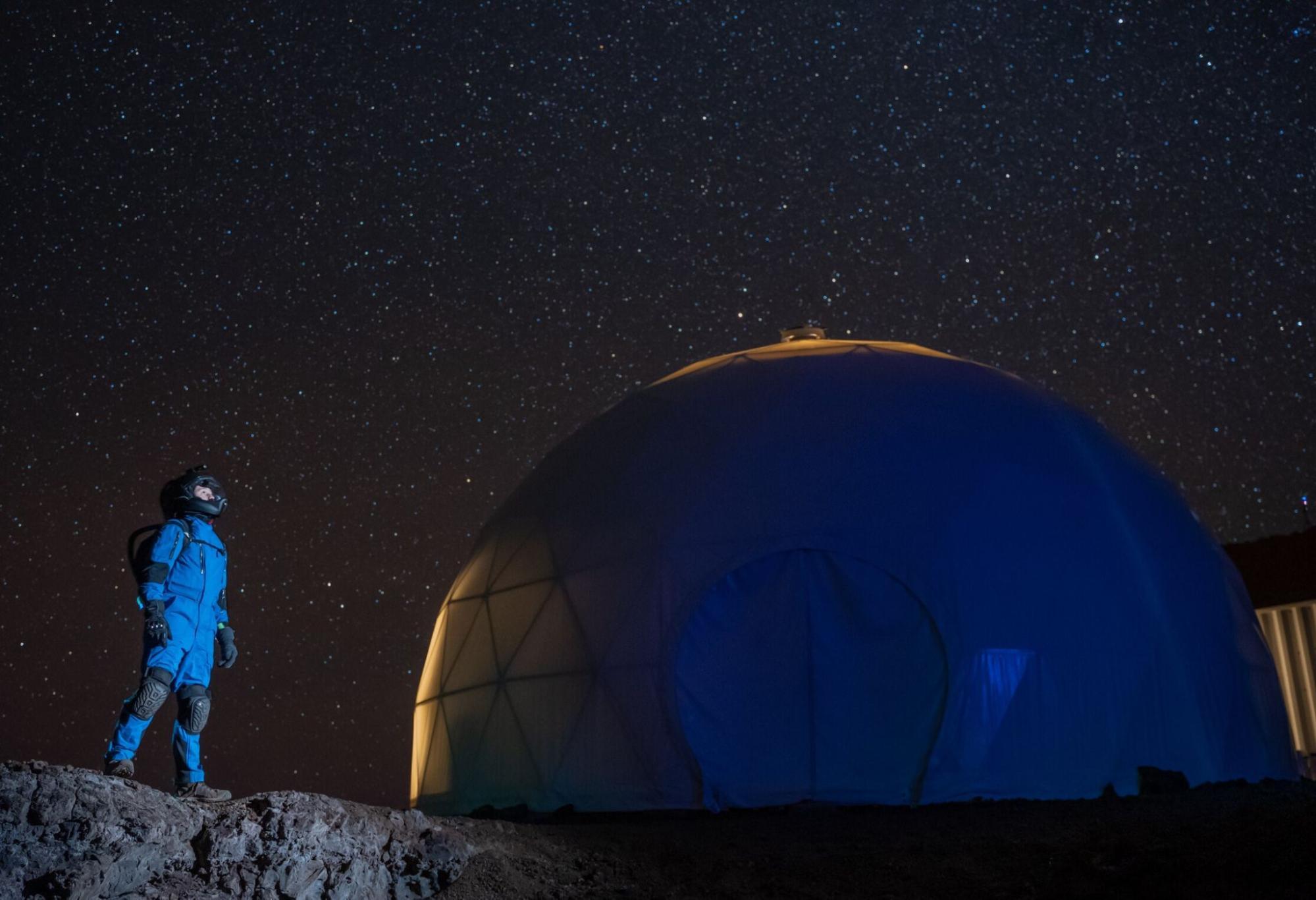 Проект HI-SEAS — симулятор жизни на Марсе: что это, зачем и где реализуется