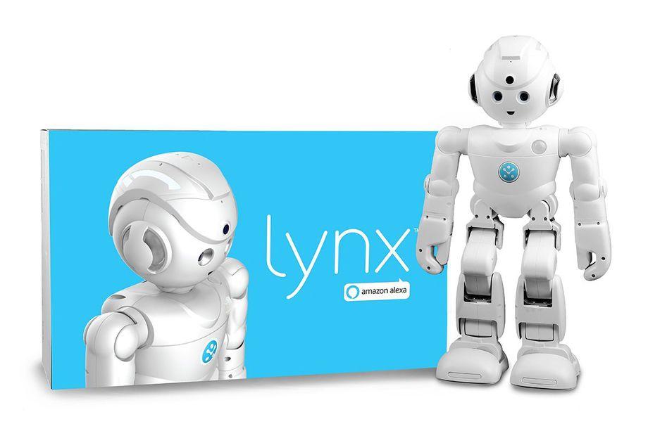 [Перевод] Человекоподобный робот под управлением Alexa за 800$ получился не размером с человека. Жаль…