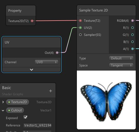 Как работать с Shader Graph в Unity3D / Хабр