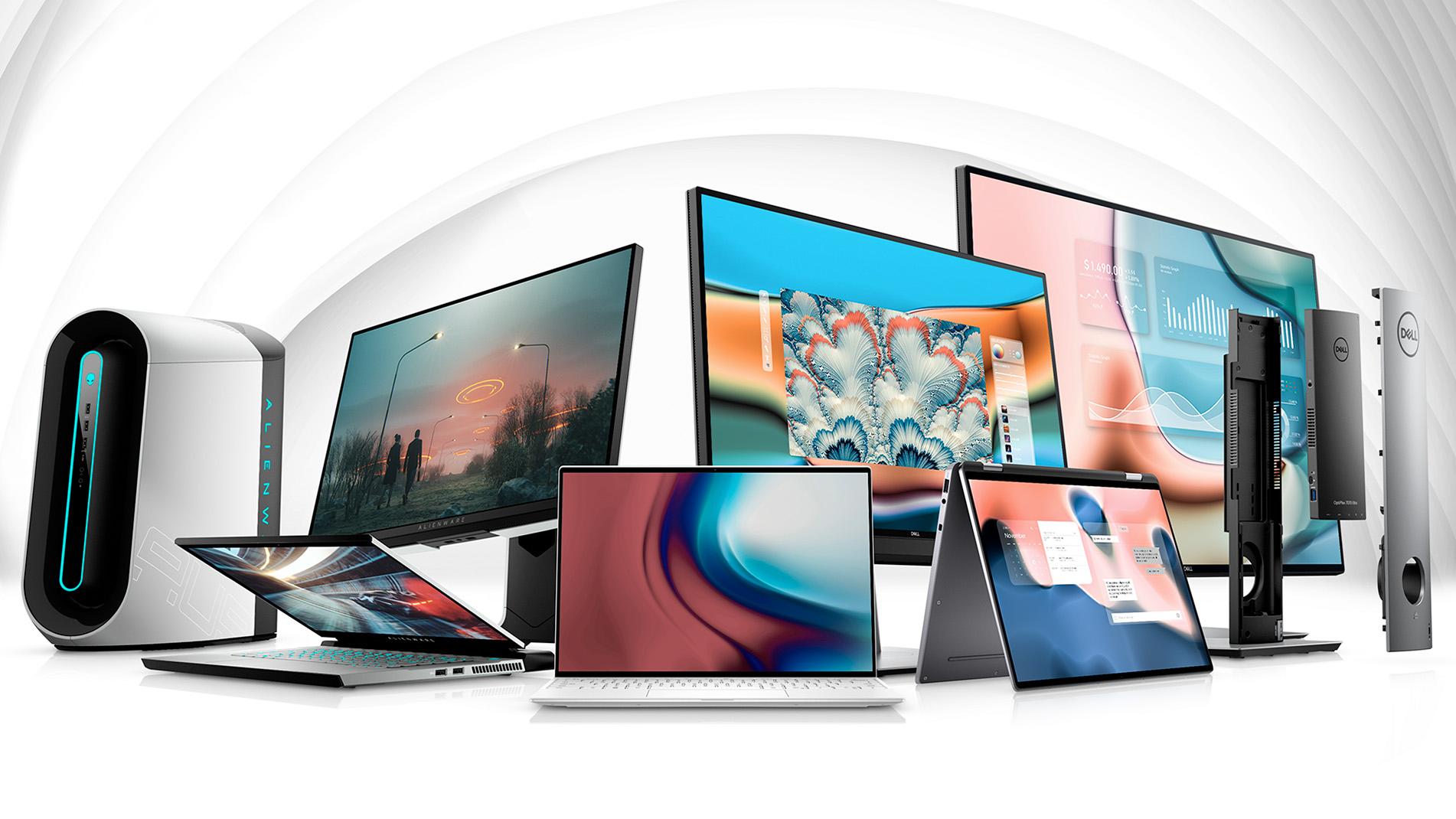 Новинки Dell и Alienware на CES 2020: коротко о главных анонсах