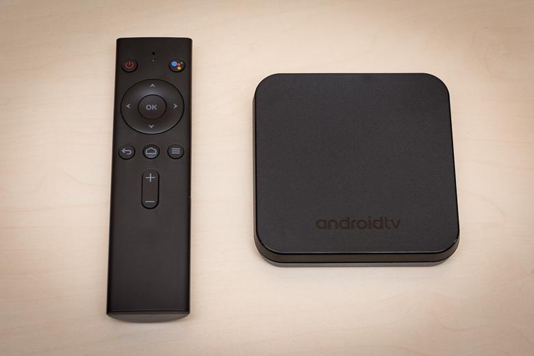 Android-бокс Mecool KM9 на свежей SoC Amlogic S905X2 с 4 Гбайт ОЗУ и Android TV 8.1 — понять и простить