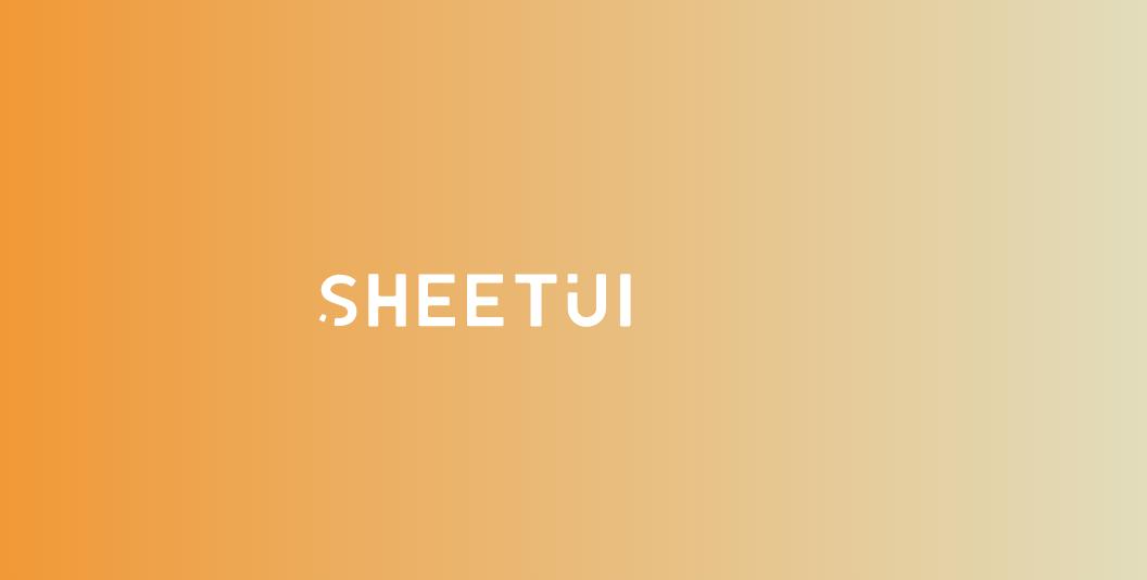 SheetUI  сервис для перевода Google Spreadsheets в статику