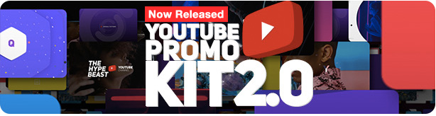 Youtube Promo Kit - 1