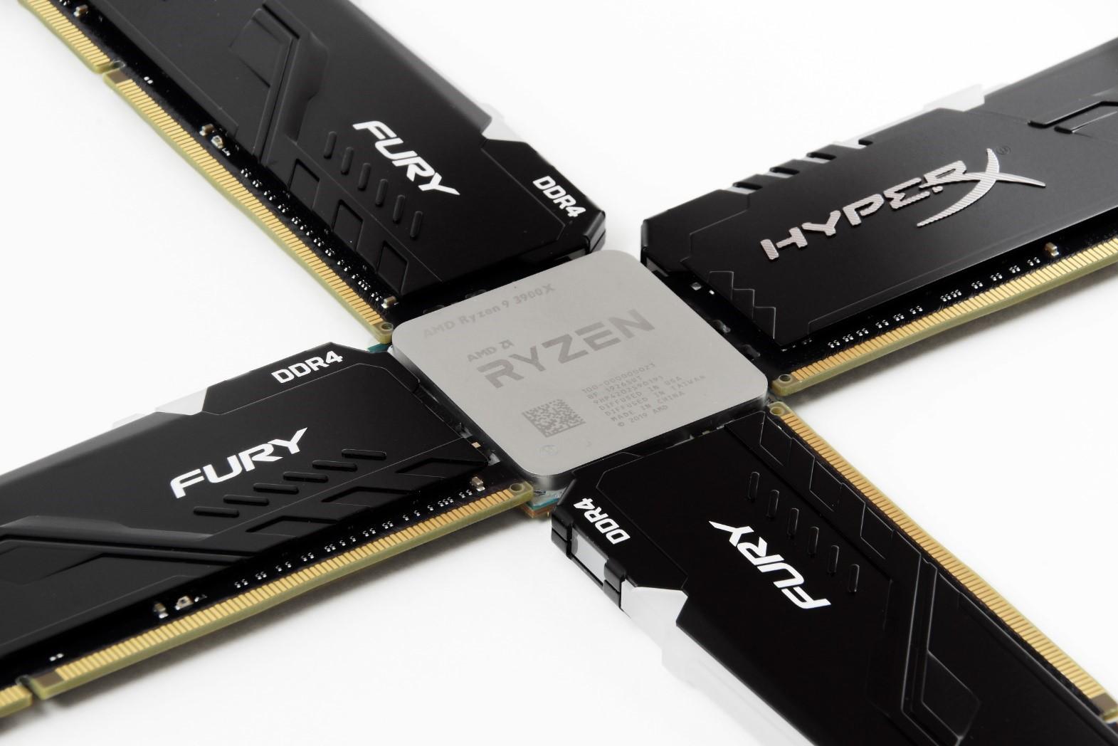 Существенно ускоряем выполнение задач на примере дополнительной настройки обновленной памяти HyperX FURY DDR4