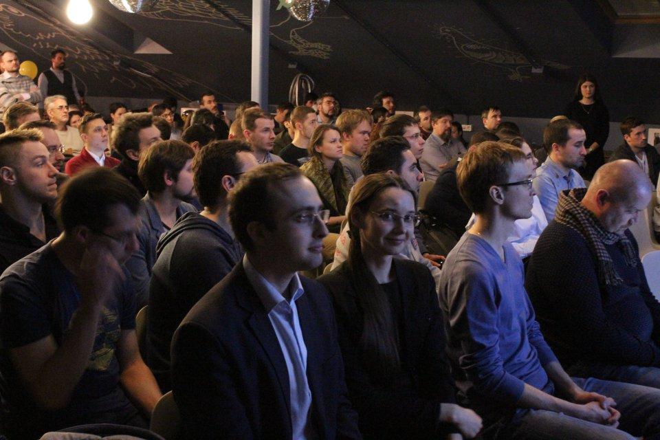 Обзор первого дня Data Science Weekend 2018. Практика машинного обучения, новый подход к соревнованиям и многое другое