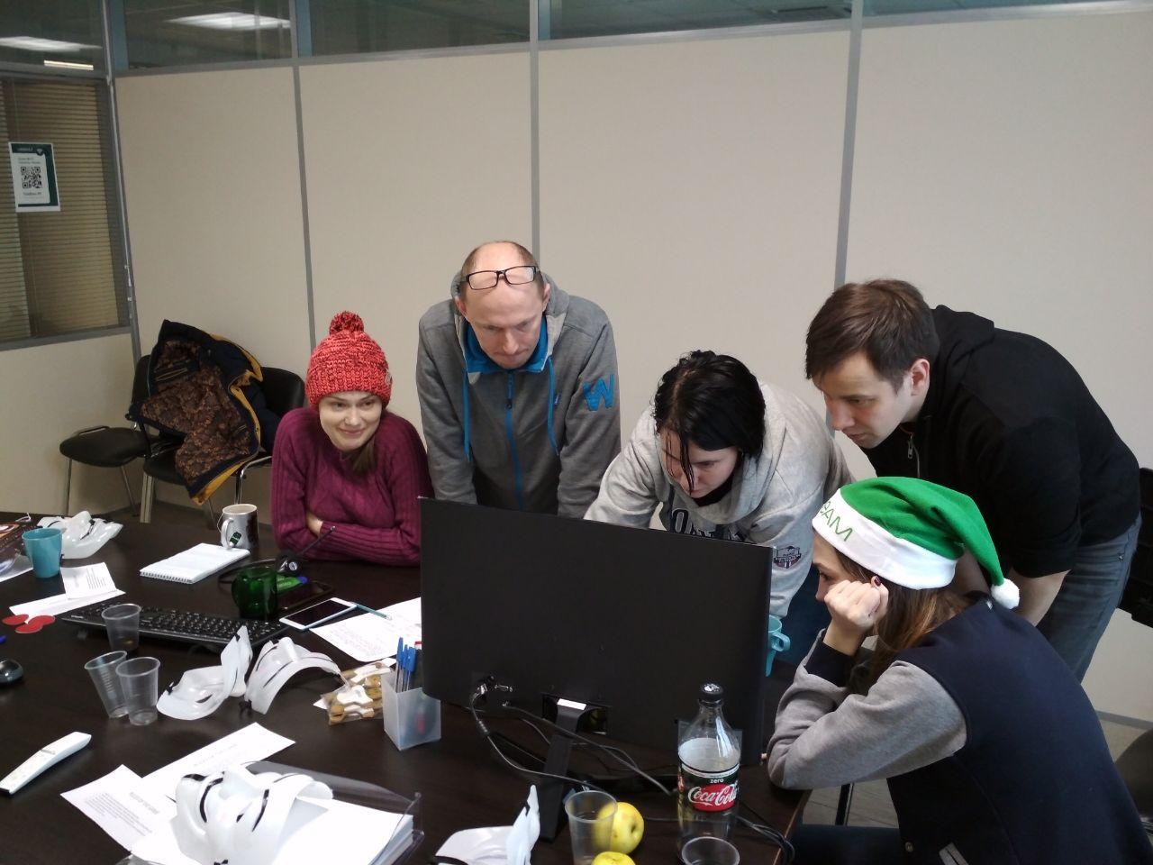 Кибер-квест от команды техподдержки Veeam