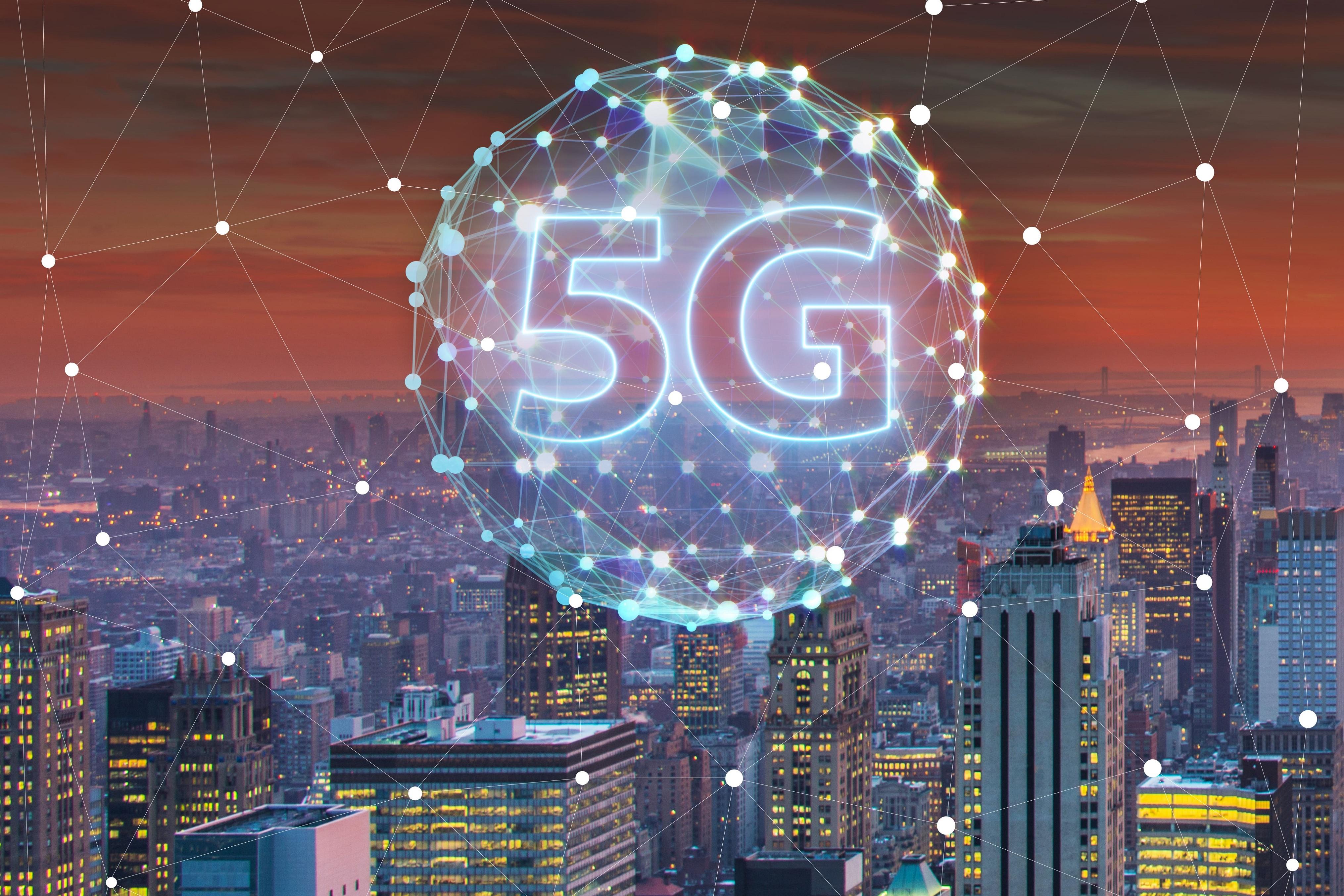 Как защитить 5G в «умном» городе: применяем новую архитектуру безопасности