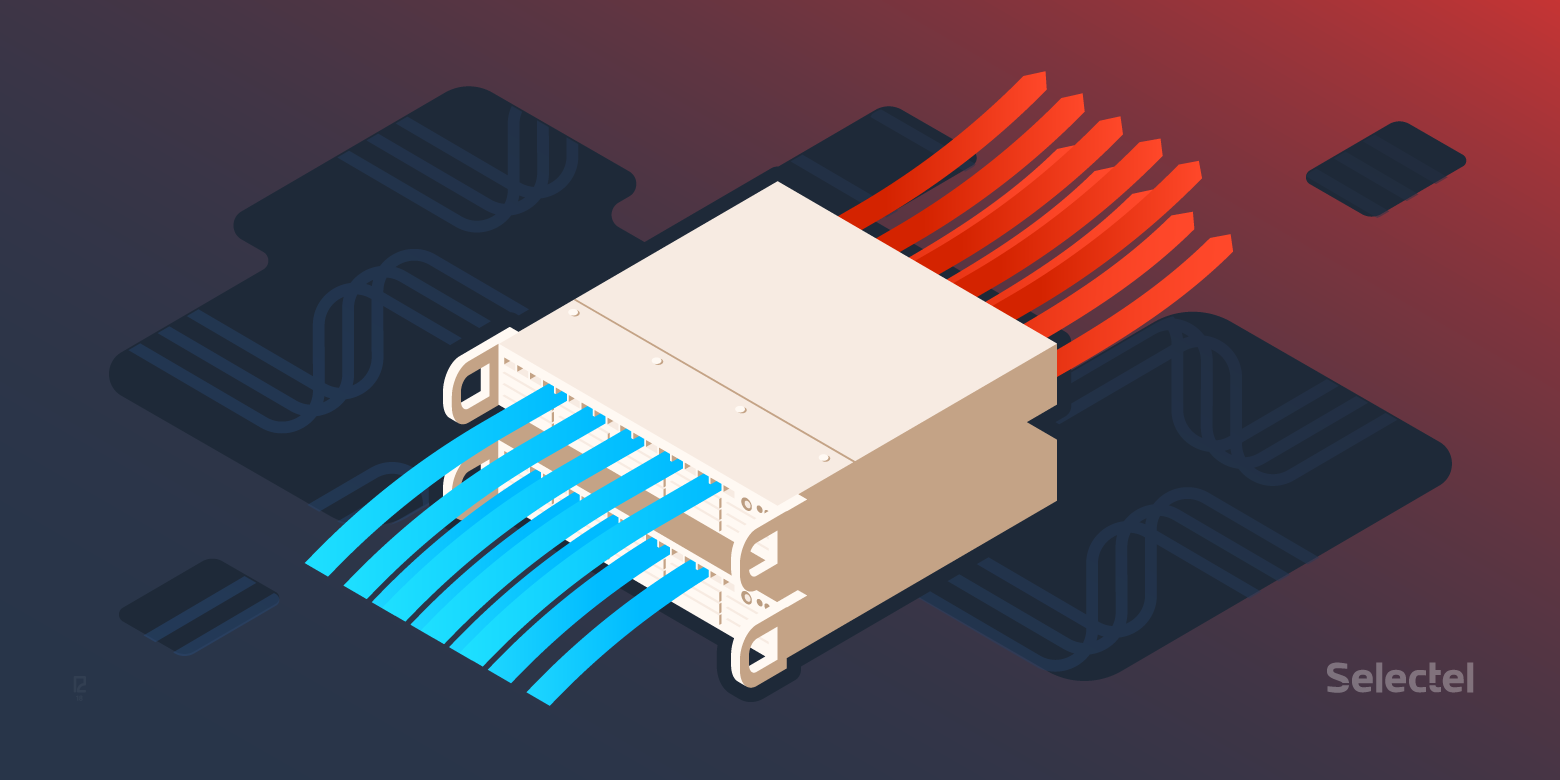 Cистемы охлаждения в дата-центрах Selectel