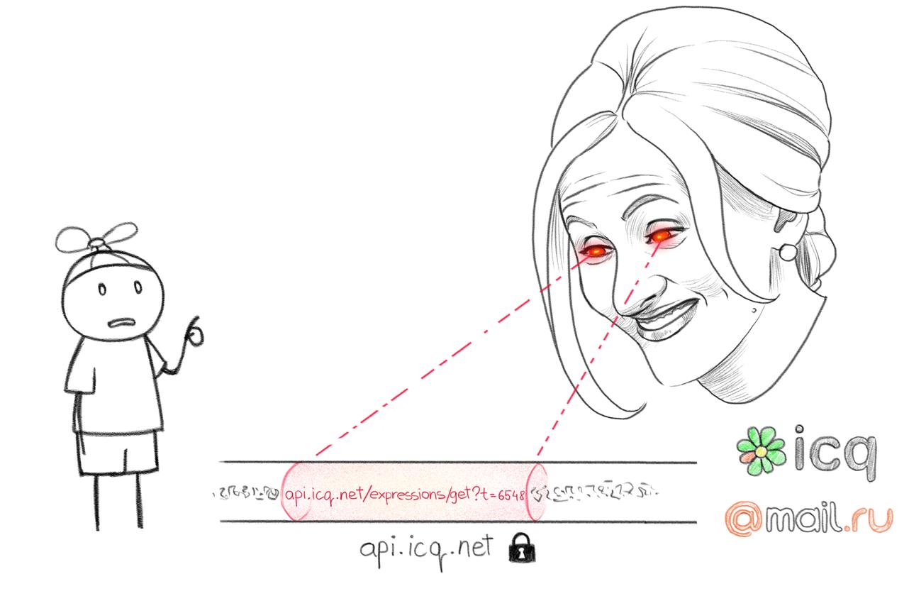 [ВОЗМОЖНО] СОРМ расшифровывает HTTPS трафик к Mail.ru и ICQ