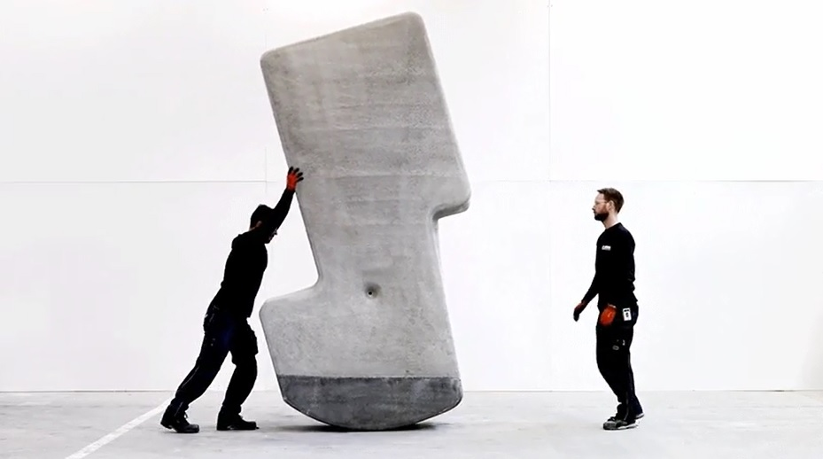 [Перевод] Бетонные блоки, расширяющие представления о древнем строительстве