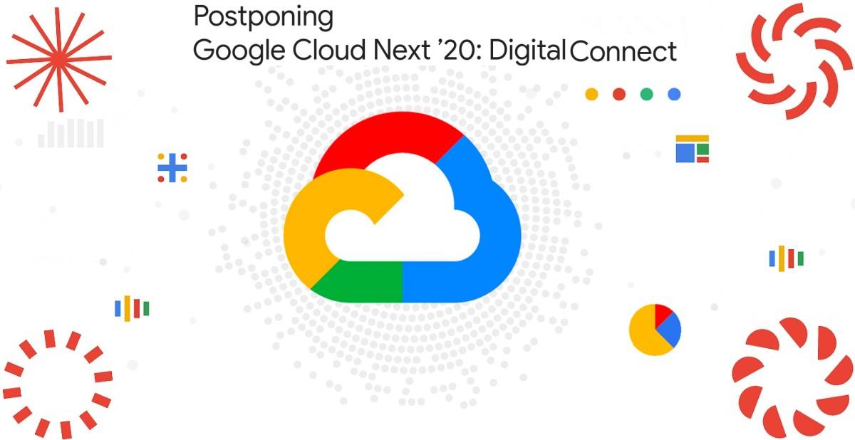 Google откладывает проведение онлайн-конференции Cloud Next '20: Digital Connect на неопределенное время