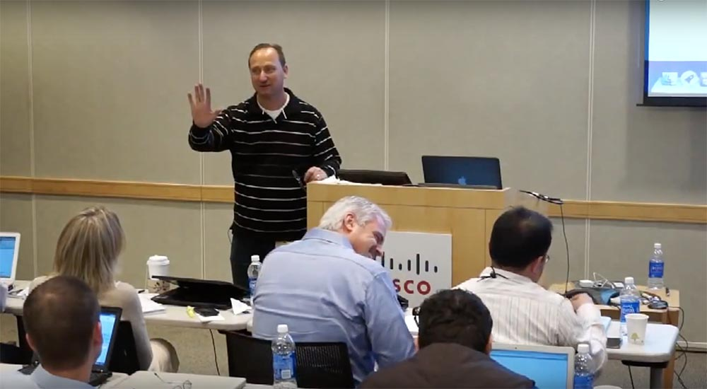 "Training FastTrack. ""Networking basics."" ""Cisco Software Products for Collaboration."" Eddie Martin. December, 2012"