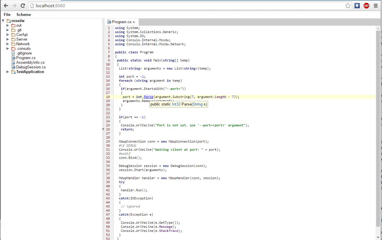 Consulo UI API from the idea to the prototype
