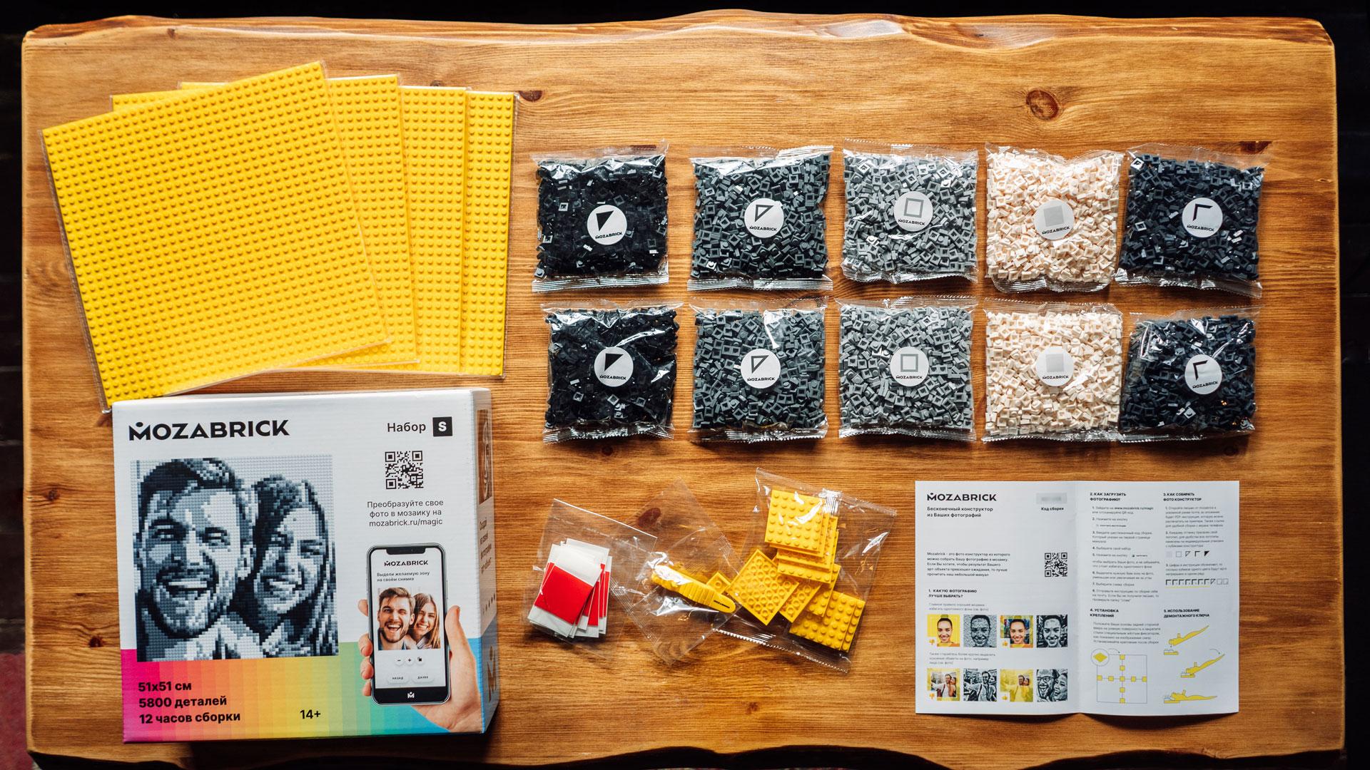 Любимые пазлы не разбирайте. Подборка головоломок для украшения дома / Блог компании Madrobots / Хабр