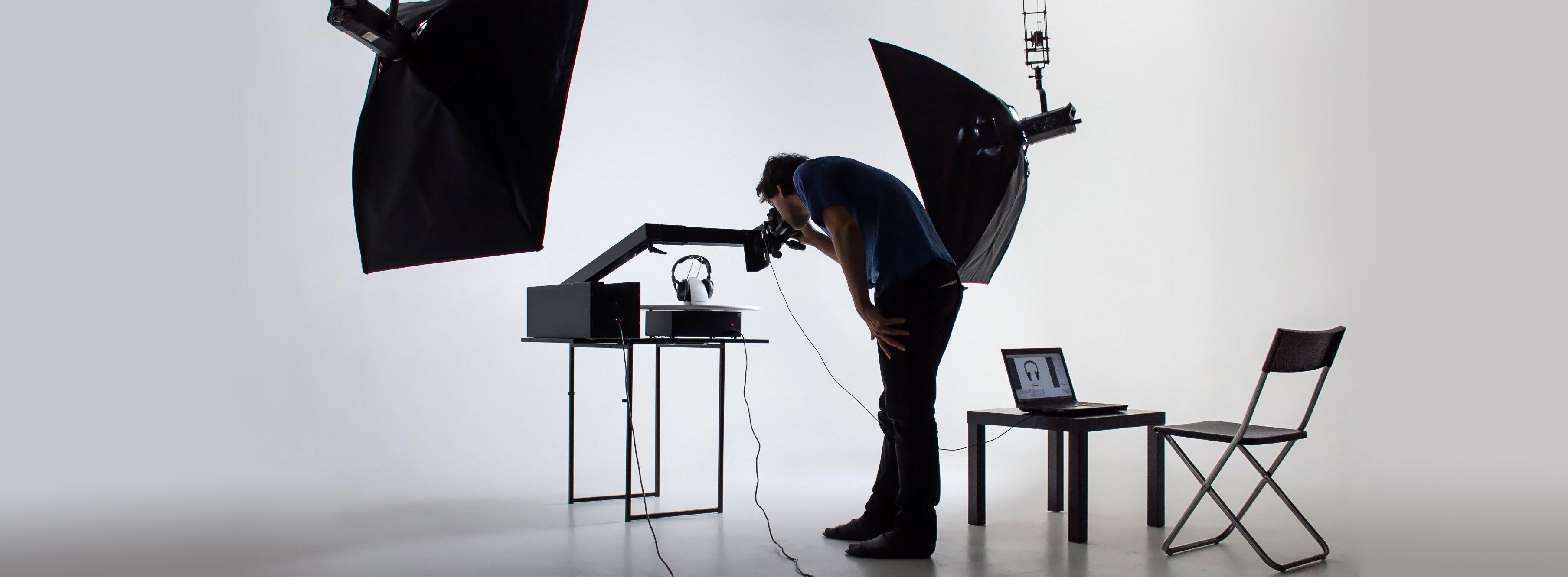Мозг, видео, фото, VR, 3D и конверсия будущее визуализации в интернет-торговле