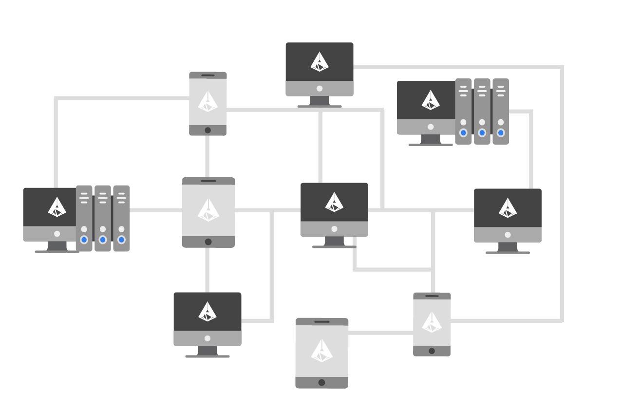 Как работает децентрализованный мессенджер на блокчейне