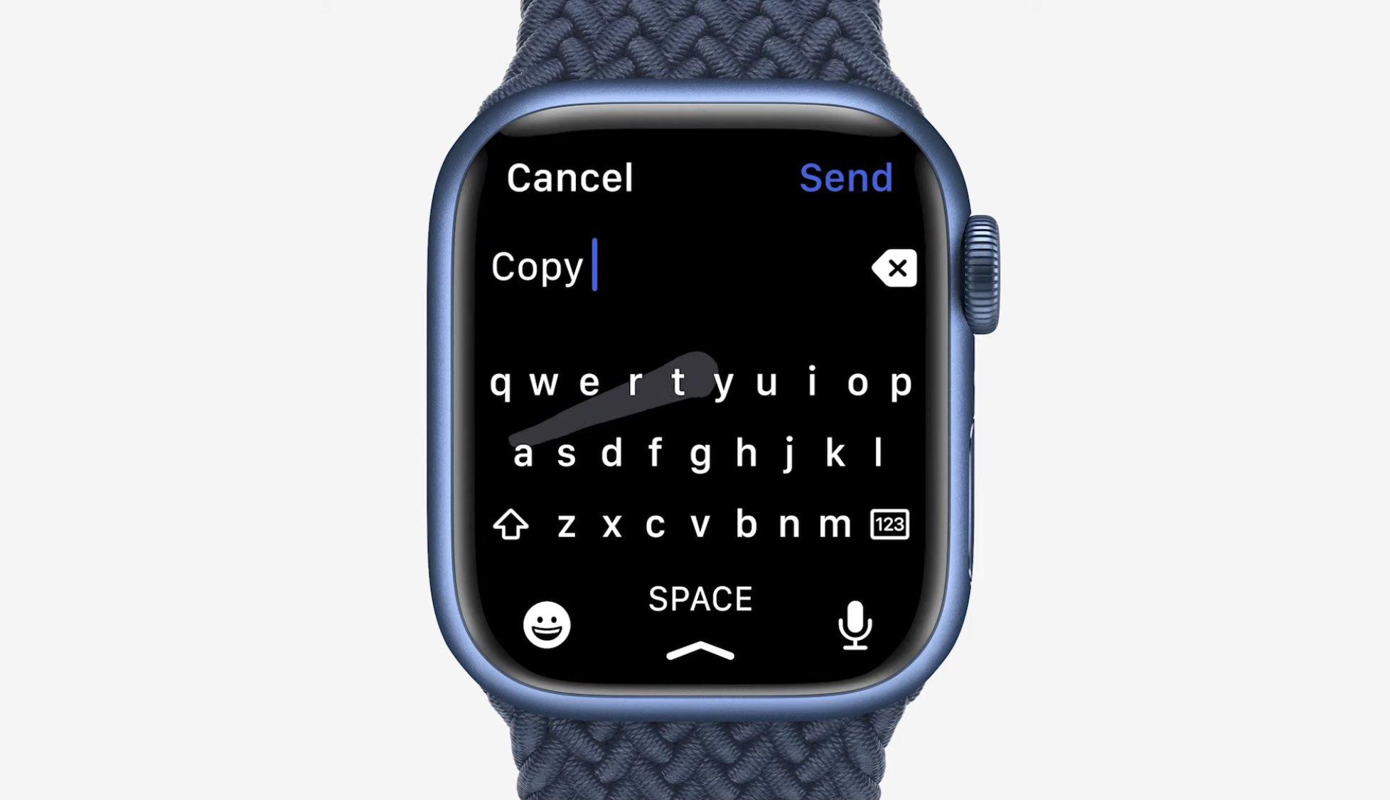 [recovery mode] Apple препятствовала разработчику обновлять приложение с клавиатурой для Apple Watch, а затем выпустила свою версию