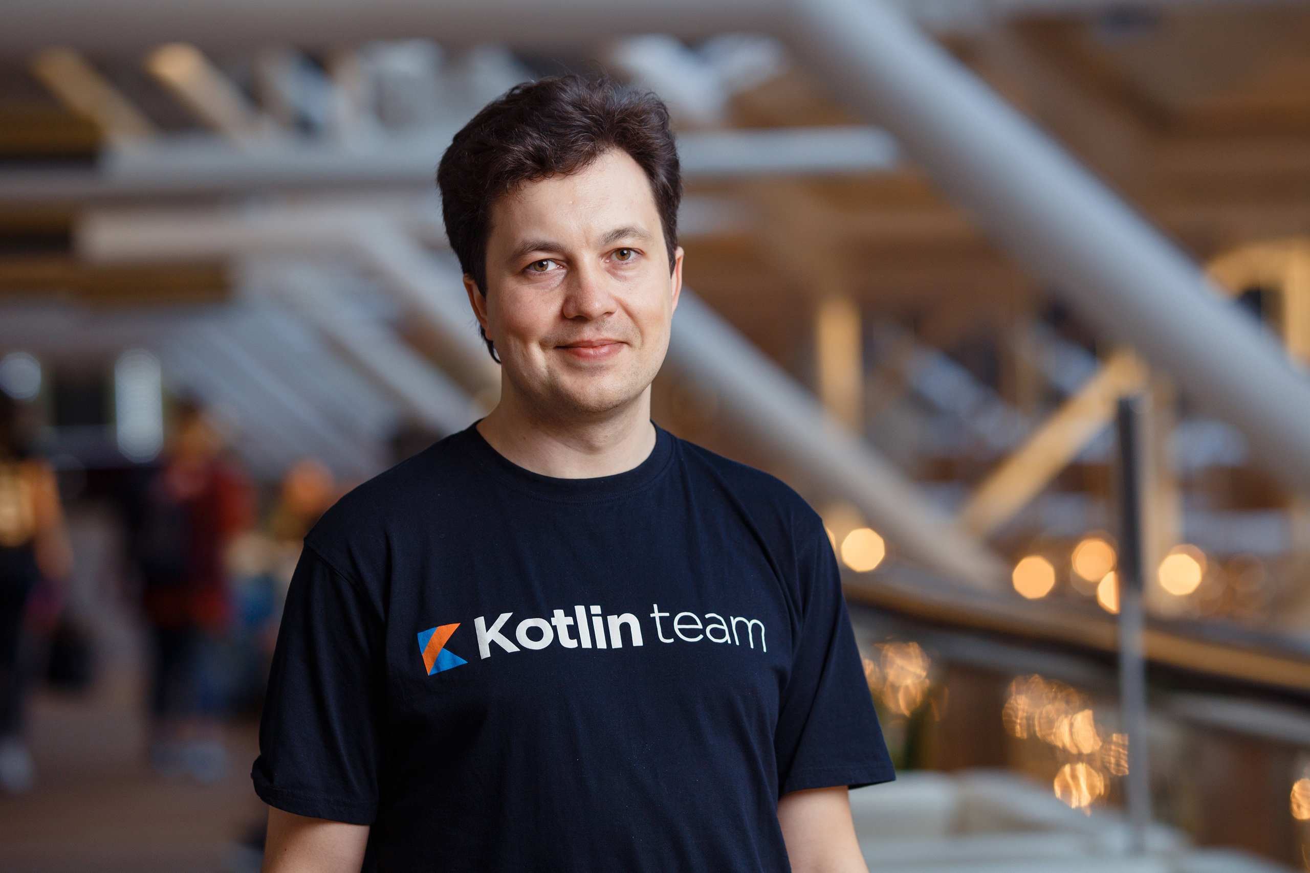 """We do not even try to run the old code, we do not need such a task in principle"" - Roman Elizarov on the development of Kotlin"