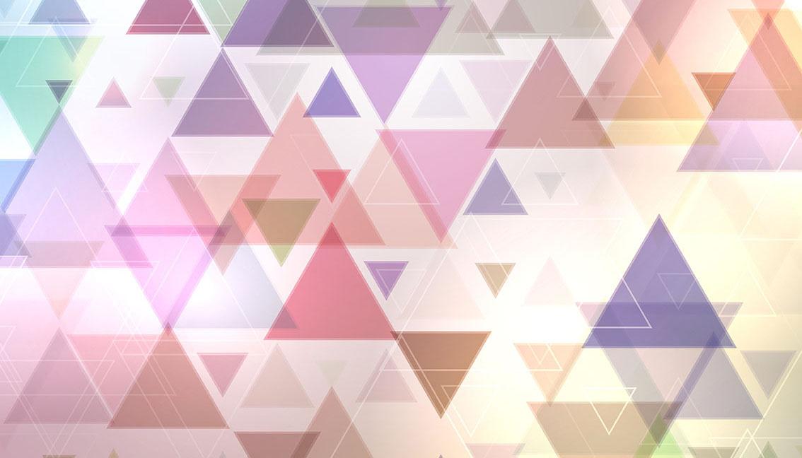 Треугольники малые и большие: изменение электронного взаимодействия в кристалле за счет температуры
