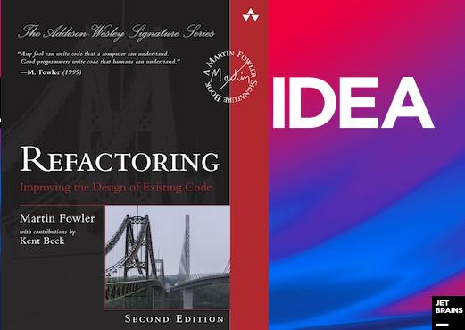 Раздел Refactor в IDEA