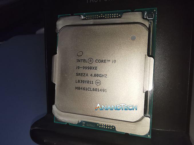 [Перевод] Недоступная роскошь от Intel: Core i9-9990XE с 14 ядрами на частоте 5,0 ГГц (1 часть)