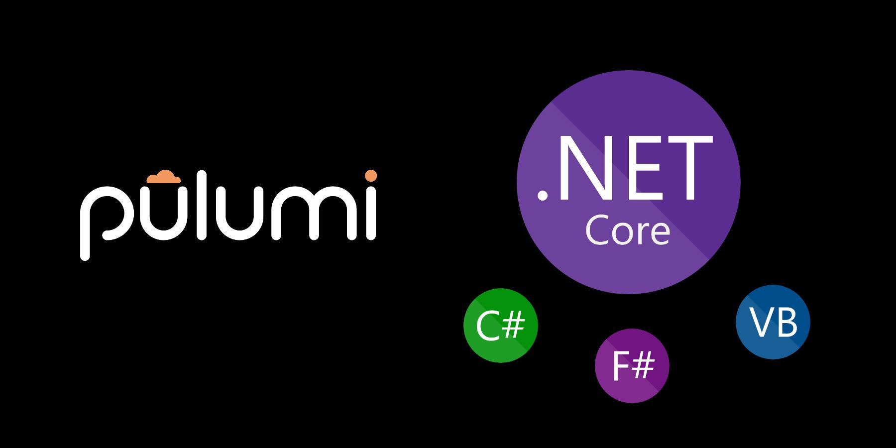 [Перевод] Создание современных облачных приложений с использованием Pulumi и .NET Core